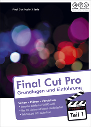 DVD Lernkurs Final Cut Pro Teil 1