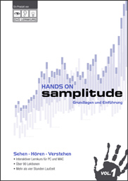 DVD Lernkurs Hands On Samplitude Volume 1