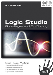 DVD Lernkurs Hands on Logic Studio